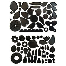 JEM Cutters Two Flower, Set of 75 - PACK of 75