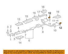 Acura HONDA OEM 04-08 TSX 2.4L-L4 Exhaust System-Tailpipe Extn 18310SDPA02