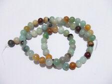 1filo/62pz perline pietre in Amazzonite  naturale 6mm  bijoux