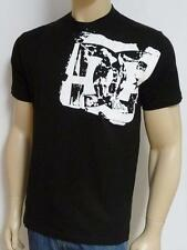 DC Shoes Graffiti Paint Black 100% Cotton T-Shirt New NWT Mens Medium