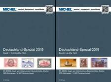 Michel Katalog Deutschland Spezial 2019 - Band 1 + 2  - 49. Auflage