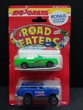 Majorette Road Eaters Twin Pack SpaghetteOs / TeddyOs Chevy convertible