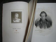 Centenaire de Victor Hugo relation officielle fêtes ville de Paris 1902