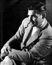 Clark Gable 8x10 Photo 028