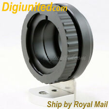 """B4 2/3"""" CANON FUJINON ENG lens to Micro 4/3 M43 mount adapter E-PL7 P5 GH4 AF102"""