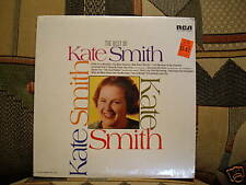 KATE SMITH - The Best of Kate Smith -  SEALED LP
