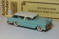 BROOKLIN BRK 26 1955 CHEVROLET NOMAD 1/43