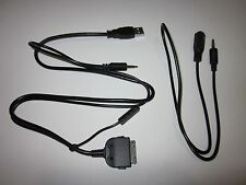 PIONEER CD-IU201V iPOD iPHONE CABLE FOR AVH-P4100DVD NEW D