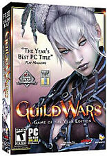 Guild Wars (Game of the Year Edition) (PC)  Rated T for Teen