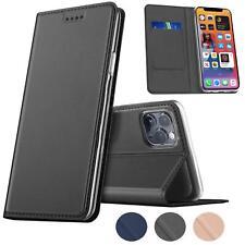 Schutz Hülle Für iPhone 13 Serie Flip Case Handy Tasche Klapphülle Slim Cover