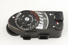 Leica Meter MR-4 black