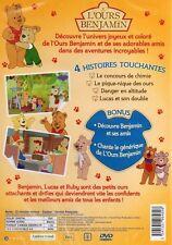 DVD ENFANT - L'OURS BENJAMIN - LE PIQUE NIQUE DES OURS