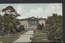 Yorkshire Postcard - The Mansion, Roundhay Park, Leeds    RS2427