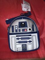 Mini Backpack-Belt Disney Parks R2-D2 Star Wars Loungefly Wristlet