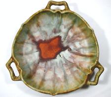 MUTZ Wwe Jugendstil Keramik Schale Art Nouveau Ø 30,5cm Pottery Bowl 1913/1919