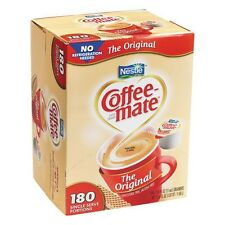 Nestlé® Coffee-mate® Original Liquid Creamer Singles 180ct