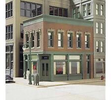 WOODLAND SCENICS DPM - Carol's Corner Cafe Building Kit HO Scale 11300