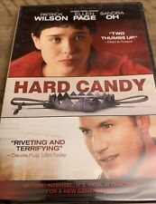 Hard Candy (DVD, 2006) Brand New and Free shipping in the USA - Ellen Page
