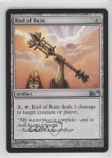 2009 Magic: The Gathering - Core Set: 2010 Booster Pack Base 219 Rod of Ruin 0a1