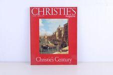 Christie's magazine Jan/Feb 2000