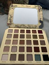 Too Faced NATURAL Lust Naturally Sexy Eyeshadow Palette 30 Shades New in Box