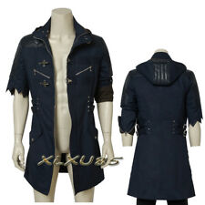 Devil May Cry 5 Cosplay Costume Nero Suit Only Jacket Coat Trench Halloween COS