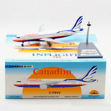 INFLIGHT 1:200 IF3201217 Canadian Airbus A320 Diecast Aircarft Model C-FNVV