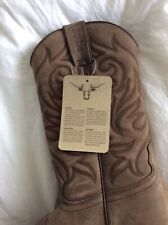 Joe Sanchez Original Cowboy Boots Size 40