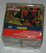 Panini Marvel Ultimate Spider-man Album Sticker Box. Best