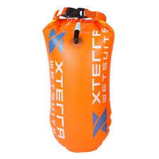 XTERRA Inflatable Swim Buoy Bright Orange NEW