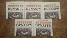 5 SF GIANTS CHRONICLE NEWSPAPERS OCT. 30, 2014 10/30/2014 ! Dynasty Champions!