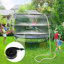 Trampoline Sprinklers for Kids, Trampoline Spray Water Park Fun Summer Water Toy