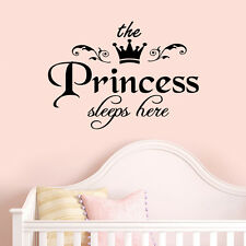 Buy Vinyl Baby Words Phrases Wall Decals Stickers Ebay