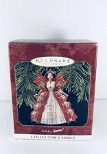 Hallmark Keepsake Ornament Holiday Barbie Collector Series #5 1997