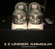 MINT Under Armour Shoes Womens 7.5 Metallic
