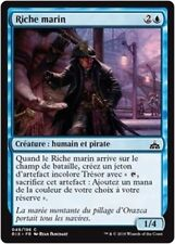 MTG Magic RIX - (x4) Sailor of Means/Riche marin, French/VF