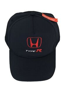 Honda Gifts Embroidered Honda Type R Baseball Cap Honda Logo Honda Racing