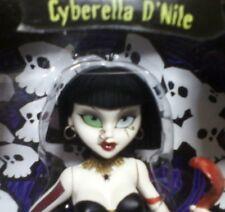 Bleeding Edge Begoths Cyberella D' Nile Figurine Doll 7 inch Series 4