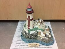 Harbour Lights East Quoddy Light Christmas 1999 Lighthouse Hl 708 Canada