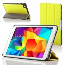 Piel Inteligente Plegable Funda Cubierta para Samsung Galaxy Tab pro 8.4 T320