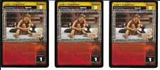 WWE RAW DEAL - 3X Lady's Grapevine *FREE SHIPPING* RARE *Playset* Submission