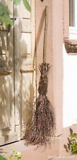 Deko-besen Reisigbesen Eingangsdeko Hexenbesen Birkenreisig Besen Ca. 125 Cm