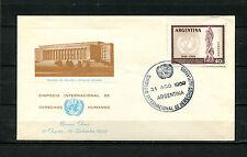 Argentinien Nr. 692  Sonderbeleg  1959   (AA1)