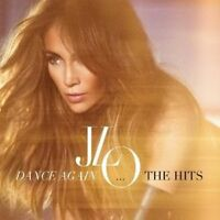 JENNIFER LOPEZ - DANCE AGAIN...THE HITS  CD ++++++++++13 TRACKS+++++++NEU