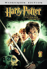 Harry Potter and the Chamber of Secrets (DVD, 2007, Widescreen)
