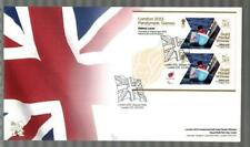 GB 2012 LONDON PARALYMPIC GAMES FDC - HELENA LUCAS SAILING SINGLE KEELBOAT