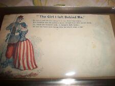 The Girl I Left Behind  #65 Civil War Patriotic Cover