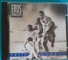 Tutte Storie - Ramazzotti Eros (CD) Ref 0453