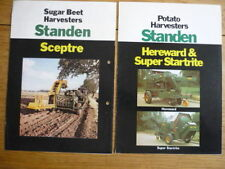Brochures Agricultural Vehicle Manuals & Literature