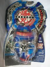 Bakugan Mechtanium Surge Diecast Bakusolo Flash Ingram Haos New with Cards